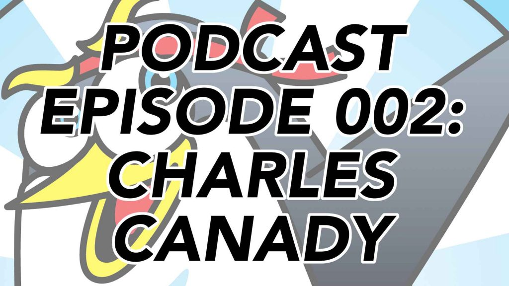 The Drone Trainer Podcast 002 - Charles Canady