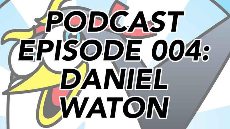 The Drone Trainer Podcast 004 - Daniel Waton