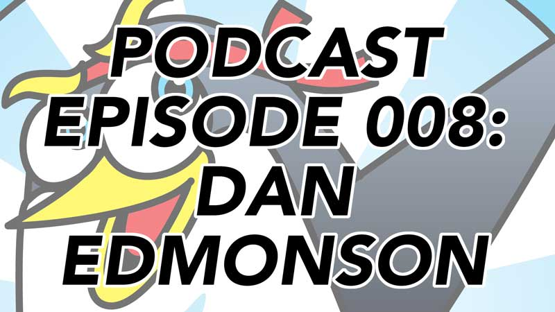 The Drone Trainer Podcast 8 - Dan Edmonson