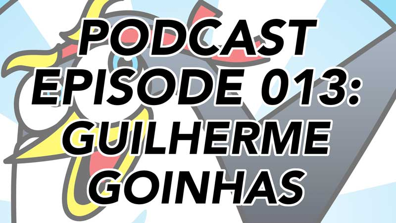Drone Trainer Podcast 13 - Guilherme Goinhas from Portugal
