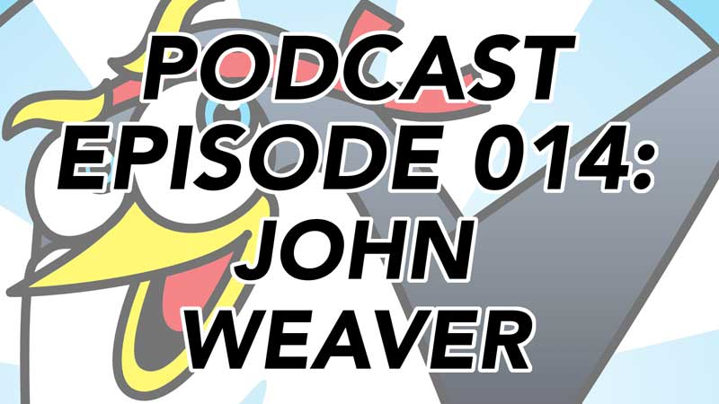 The Drone Trainer Podcast 14 - John Weaver