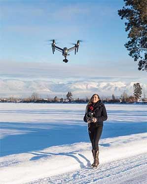 Danielle de Leon - Drone Trainer Podcast 16