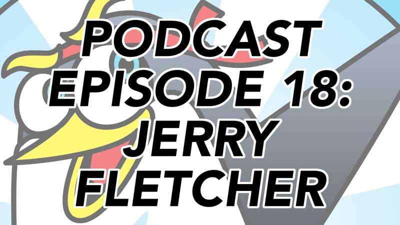The Drone Trainer Podcast - Jerry Fletcher