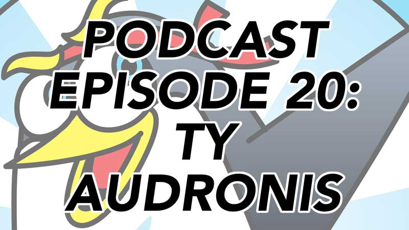 Drone Trainer Podcast - Ty Audronis
