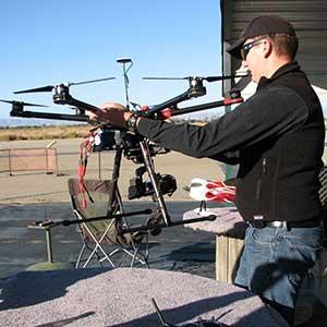 Ty Audronis - Drone Pilot