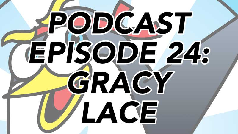 Drone Podcast - Gracy Lace Los Angeles Drone Pilot