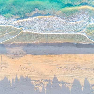 Mitchell Clarke drone photo