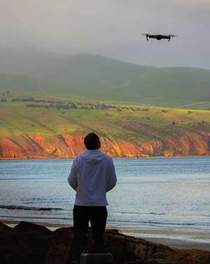 Benjamin Holmes - Australian Drone Pilot