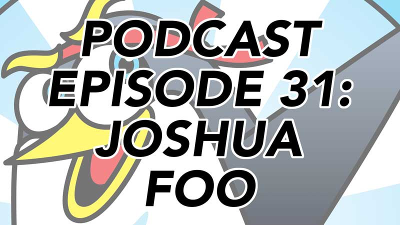 Drone Podcast - Joshua Foo