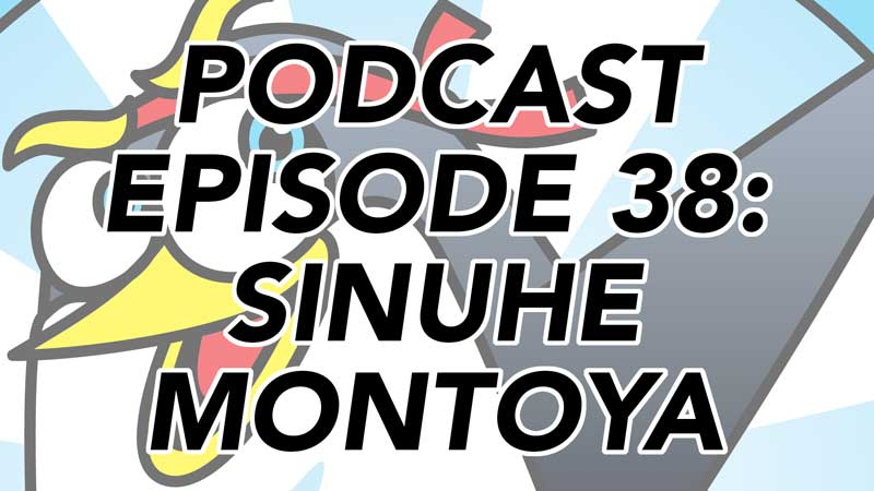 Drone Podcast - Sinuhe Montoya Solar Panels and Drones