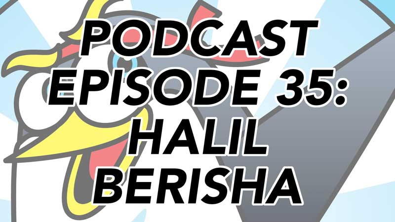 The Drone Trainer Podcast - Halil Berisha
