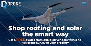 DroneQuote - Solar Panel Drone