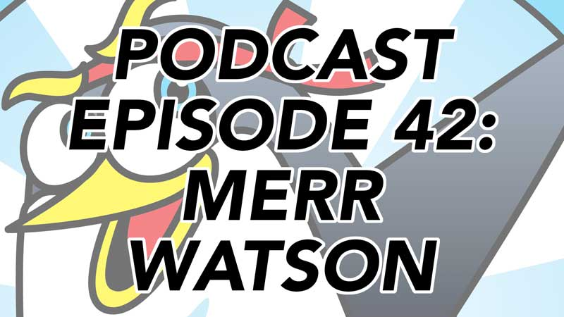 Drone Podcast: Merr Watson of Perth