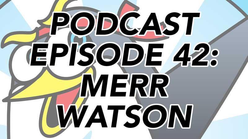 Drone Podcast: Merr Watson of Perth