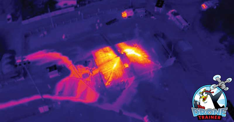 FLIR & Los Angeles Fire Department Drone Webinar