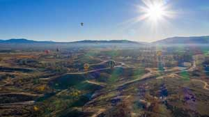 Drone Pilot Adrian Jones - Hot Air Balloons